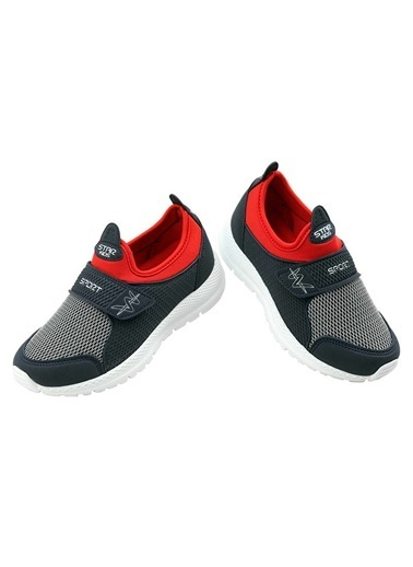 Kaptan Junior Spor Ayakkabı Kırmızı